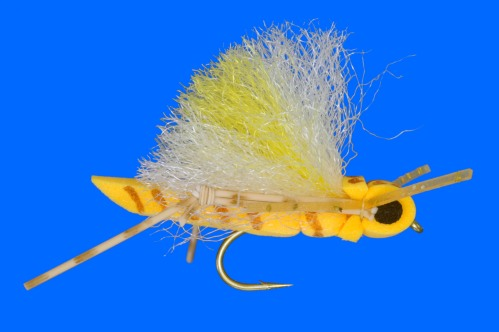 Morrish's Hopper-Cator - Yellow
