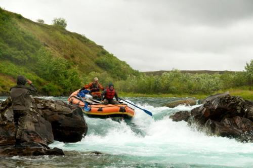 Kisaralik Upper Falls