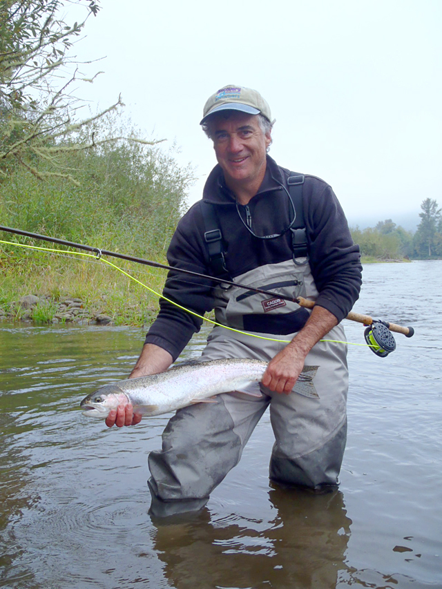 Willamette report fly water travel 39 s reel news 800 552 for Willamette river fishing report
